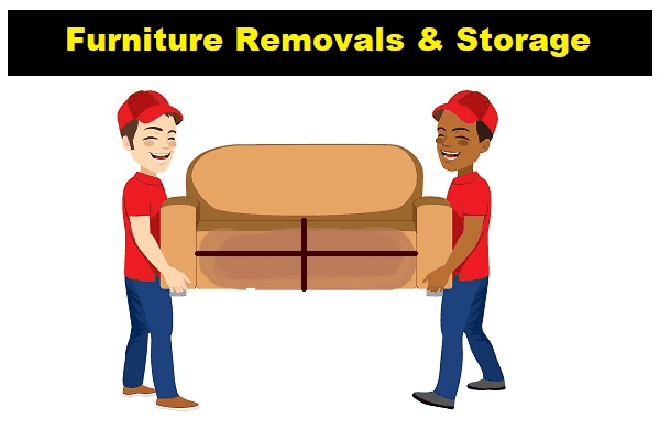 furniture storage and removals