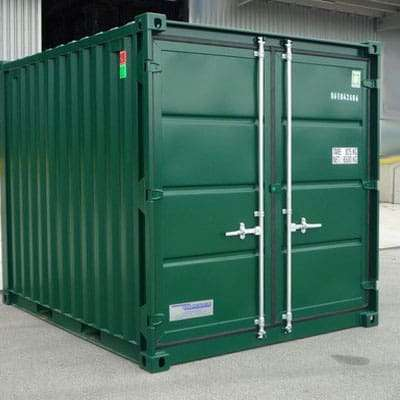 Shipping Container Storage Mansfield